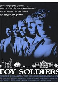 Toy Soldiers (1991) Poster