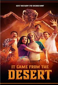 It Came from the Desert (2017) 1080p Poster