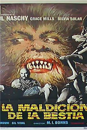 The Werewolf and the Yeti (1975) Poster