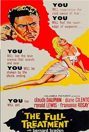 The Full Treatment (1960) Poster
