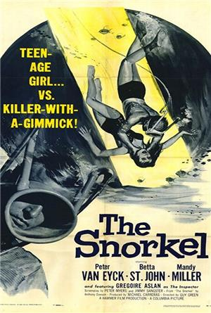 The Snorkel (1958) 1080p Poster