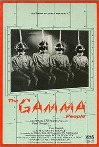 The Gamma People (1956) Poster