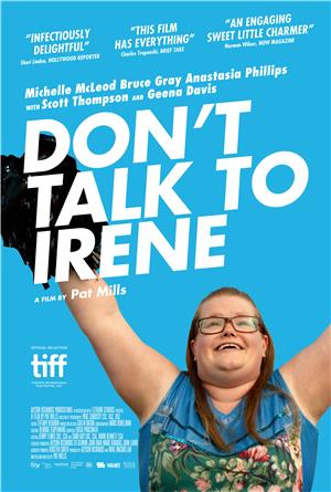 Don't Talk to Irene (2017) Poster