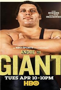 Andre the Giant (2018) Poster