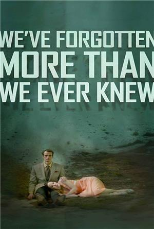 We've Forgotten More Than We Ever Knew (2017) Poster