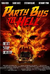 Party Bus To Hell (2018) 1080p Poster