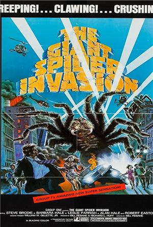 The Giant Spider Invasion (1975) 1080p Poster