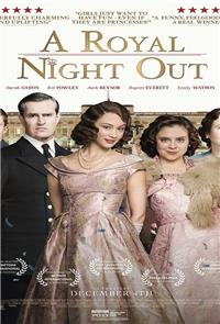 A Royal Night Out (2015) 1080p poster
