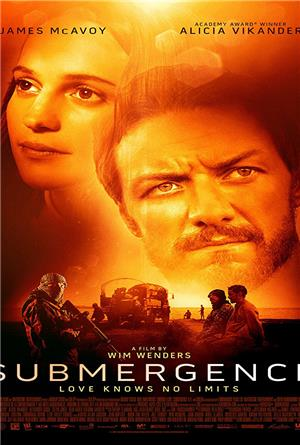 Submergence (2018) Poster