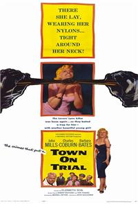 Town on Trial (1957) 1080p Poster