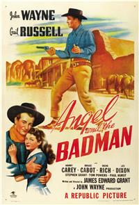 Angel and the Badman (1947) poster