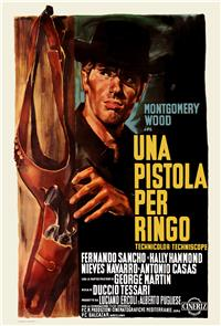 A Pistol for Ringo (1965) 1080p Poster
