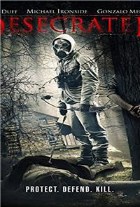 Desecrated (2015) 1080p poster