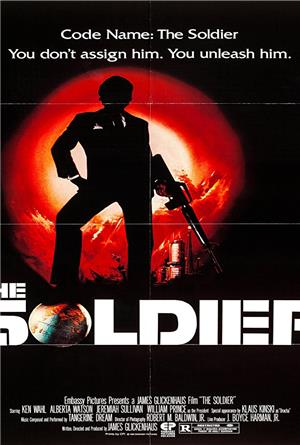 The Soldier (1982) Poster