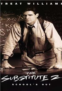 The Substitute 2: School's Out (1998) poster