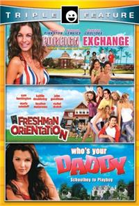 Foreign Exchange (2008) poster
