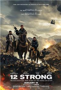 12 Strong (2018) 1080p Poster