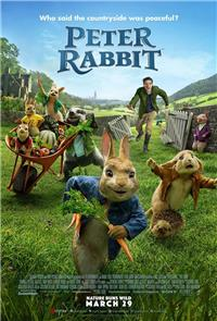 Peter Rabbit (2018) 1080p Poster
