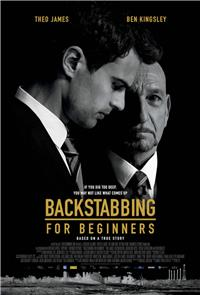 Backstabbing for Beginners (2018) Poster