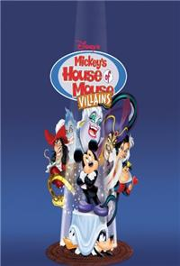 Mickey's House of Villains (2002) 1080p Poster