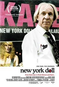 New York Doll (2005) Poster