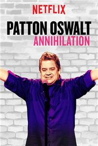 Patton Oswalt: Annihilation (2017) 1080p poster