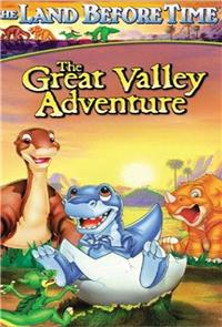 The Land Before Time II: The Great Valley Adventure (1994) poster