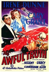 The Awful Truth (1937) 1080p Poster