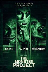 The Monster Project (2017) 1080p Poster