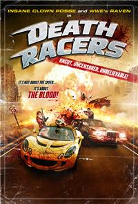 Death Racers (2008) Poster