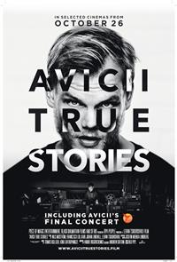 Avicii: True Stories (2017) 1080p Poster