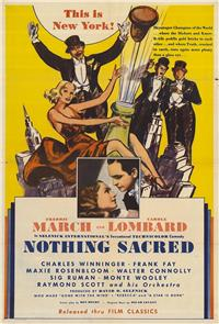 Nothing Sacred (1937) 1080p Poster