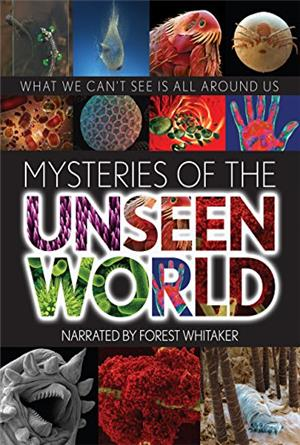 Mysteries of the Unseen World (2013) 1080p Poster