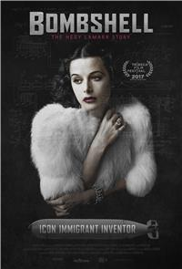 Bombshell: The Hedy Lamarr Story (2017) 1080p Poster
