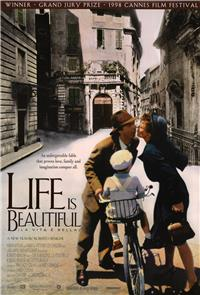 Life Is Beautiful (1997) Poster