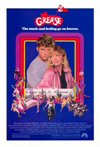 Grease 2 (1982) 1080p Poster