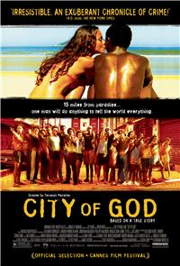 City of God (2002) 1080p Poster