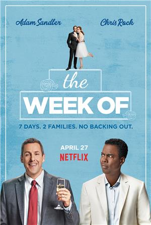 The Week Of (2018) 1080p Poster