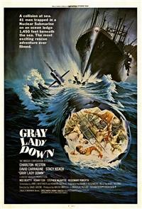 Gray Lady Down (1978) Poster