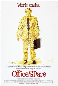 Office Space (1999) 1080p Poster