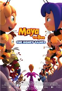 Maya the Bee: The Honey Games (2018) Poster