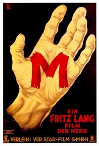 M (1931) Poster