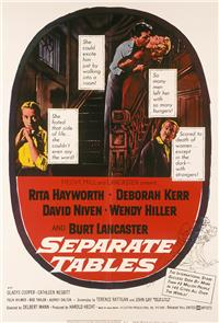 Separate Tables (1958) 1080p Poster