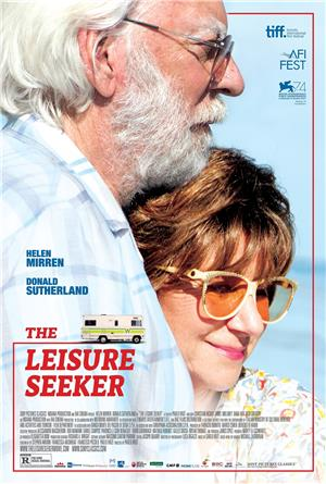 The Leisure Seeker (2018) Poster