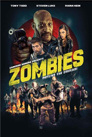 Zombies (2017) 1080p Poster