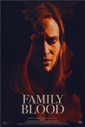 Family Blood (2018) Poster