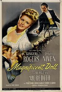 Magnificent Doll (1946) Poster