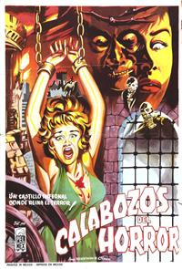 The Dungeon Of Harrow (1962) Poster