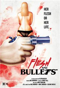 Flesh and Bullets (1985) Poster