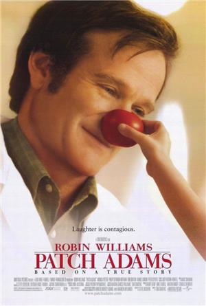 Patch Adams (1998) 1080p Poster